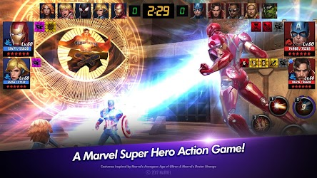 MARVEL Future Fight 3.3.0 (Unlimited Gold/Crystal/Energy) Mod Apk 1
