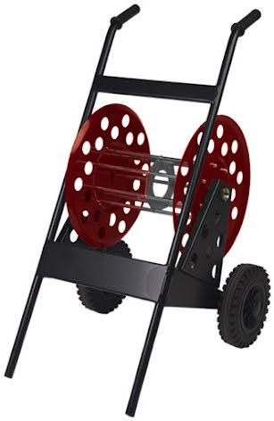 Högtrycksvinda på hjul