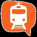 Train Social icon