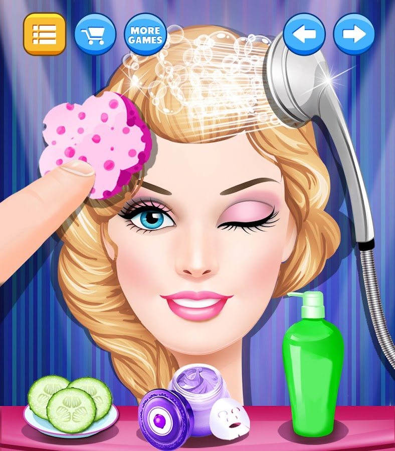 Beauty hair salon fashion spa android apps on google play for Hair salon 2