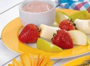 Chocolate Fruit Dip