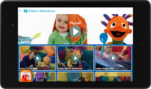 KIDOZ TV: Best Videos for Kids screenshot 5