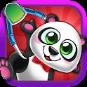 Toy Panda Bear Claw Drop Game icon