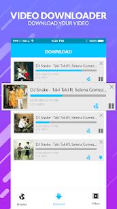 mp4 video downloader – free video downloader Apk  Download For Android 3