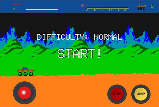 Moon Patrol modavailable screenshots 13