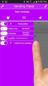 Multi SMS & Group SMS PRO v1.4.4