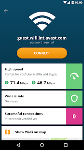Avast Wi-Fi Finder Screenshot 4