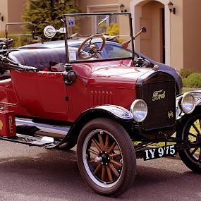 by Francis Edroso - Transportation Automobiles