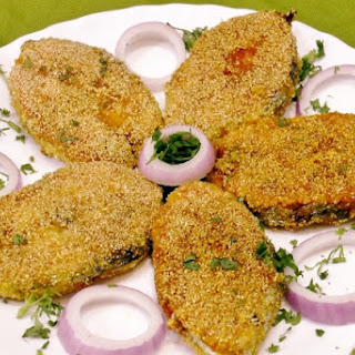 Crispy Surmai Fish Fry