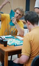 Photo: Żółty pojedynek