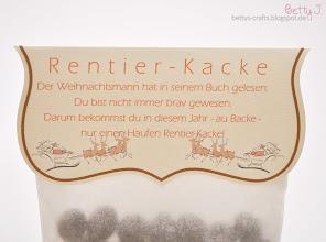 Photo: http://bettys-crafts.blogspot.de/2013/12/rentier-kacke-und-rentier-futter.html