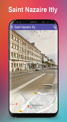 Live Street View Map:Global Earth & Satellite View 1.0 screenshots 2
