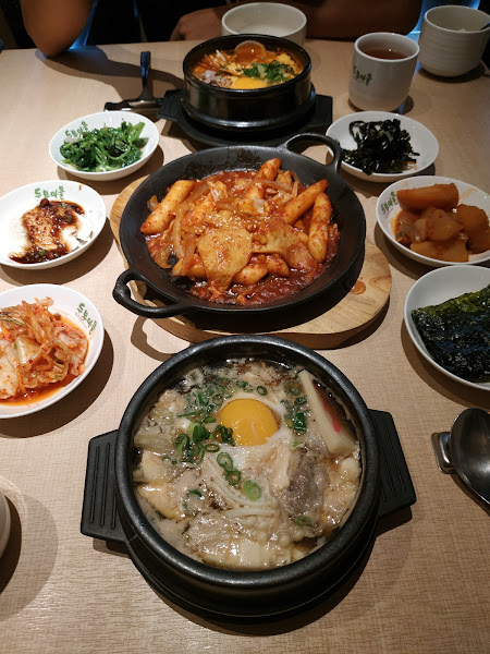 Very delicious spicy common korean food. I enjoyed the amount of food in this restaurant as well as