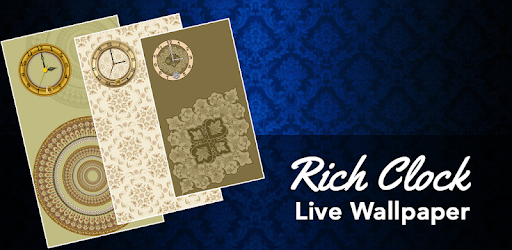 Приложения в Google Play – Rich Clock Live Wallpaper