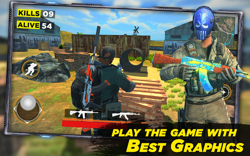 Free The Fire Shooting Fps Survival Battlegrounds Apps On