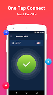 IP Vanish, Free VPN (Asteriod VPN): Hotspot Shield - náhled