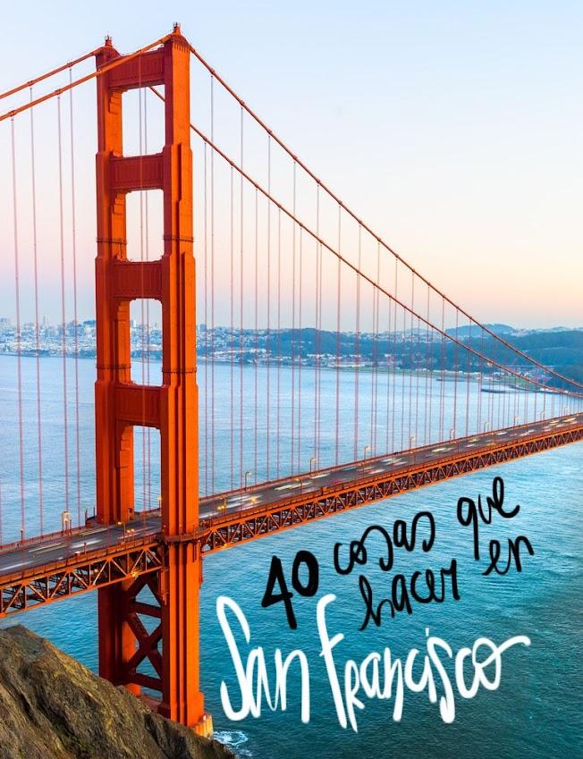 que ver y hacer en San Francisco