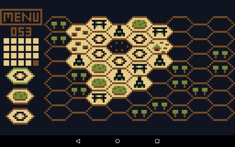 android Hexcity Screenshot 3