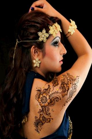 Stylist Mehndi Design