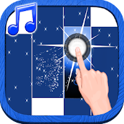 Music Piano Tiles App: Magic Tiles Blue