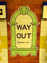 Photo: Way out!