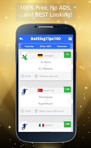 Betting Tips 100 1.3