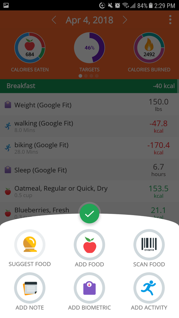 cronometer (ad free) Screenshot 1