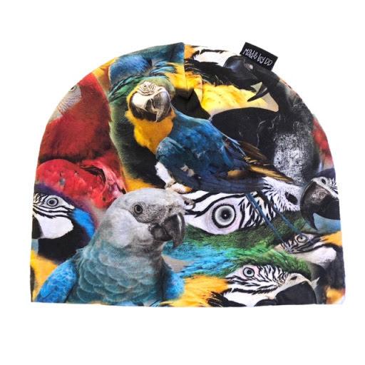 Made by DD Mössa Parrot