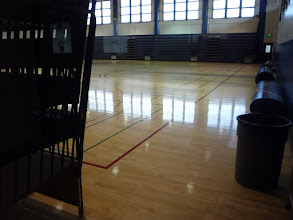 Photo: Upper hickey gym