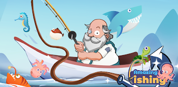 Play Amazing Fishing on PC, for free!