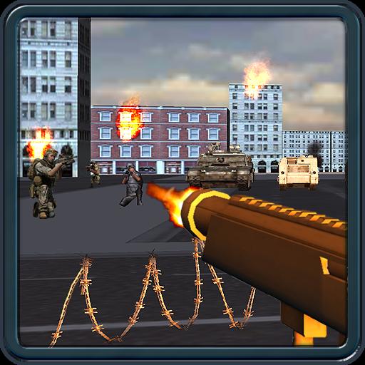 軍のボーダー戦争 動作 App LOGO-硬是要APP