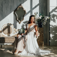 Wedding photographer Vitaliy Kvant (KBAHT). Photo of 04.12.2018