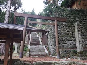 片山神社入口