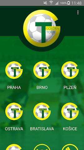 android Golden Tour Screenshot 0