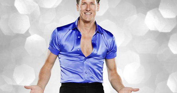 Brendan Cole cheats death after falling 40ft