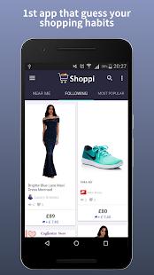 Shoppi: Personalized Shopping - náhled