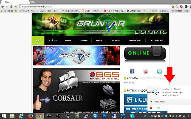GruntarTV Online