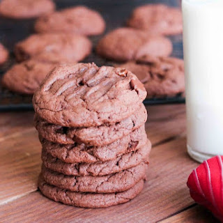 Chocolate Cake Mix Cookies Recipe (Aka Cheater Cookies!) Recipe