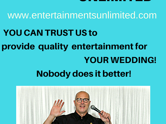 Entertainments Unlimited Wedding Entertainers