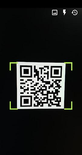QR CODE READER - FREE screenshot 1