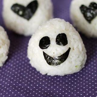 Fun Sushi Balls.