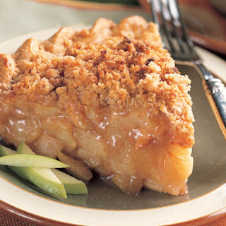 Cinnamon Crumble Apple Pie Recipes