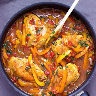 Italian Chicken Bell Peppers And Tomato Sauce Recipes