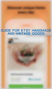 Tải Game Guide for Etsy Handmade