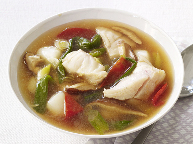 Photo: Get the recipe for Hot-and-Sour Seafood Soup >> http://ow.ly/h6sWf