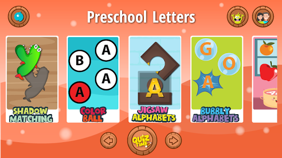 Kids Preschool Learn Letters:ABC & English Phonics - náhled