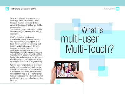 3M™Multi-Touch screenshot 3