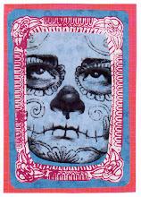 Photo: Wenchkin's Mail Art 366 - Day 141, Card 141b