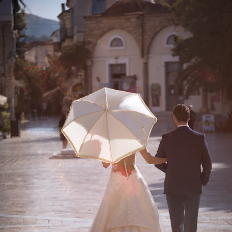 Wedding photographer Dimitris Diakogiannis (ddiakogiannis). Photo of 03.11.2016