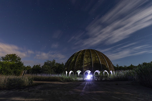 E.T. in the night ! di Bitop62
